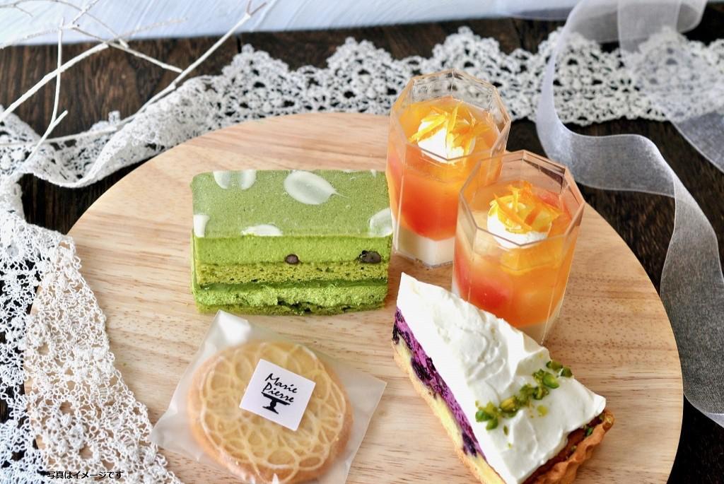 【 夏の季節のケーキ 】